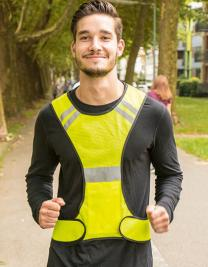 LED Running Vest for joggers